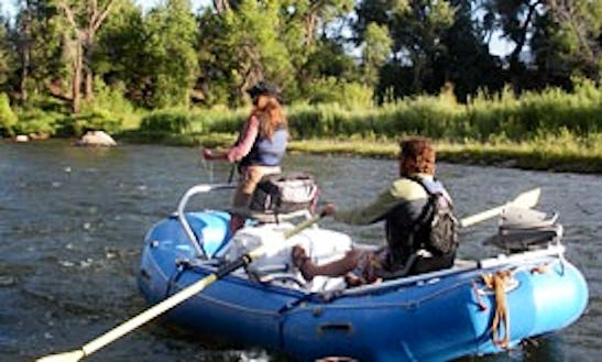 Rib Boat Fishing Charter In Silverthorne, Colorado