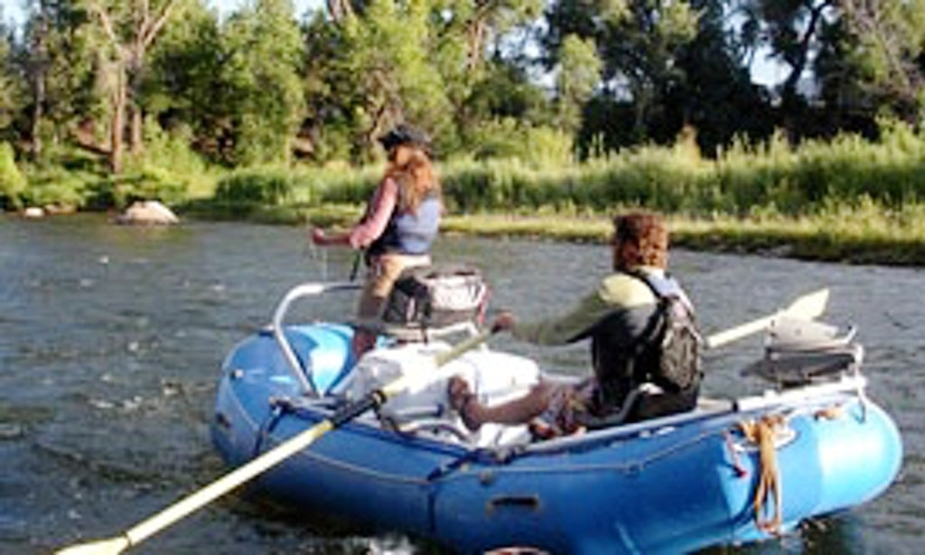 Rib boat fishing charter in silverthorne colorado getmyboat for Colorado fishing trips