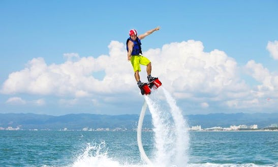 Flyboarding In Dubrovnik