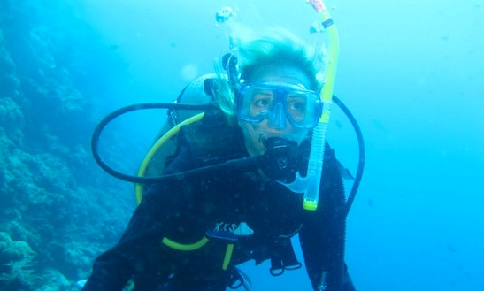 Diving Trip & Courses In Onna-son
