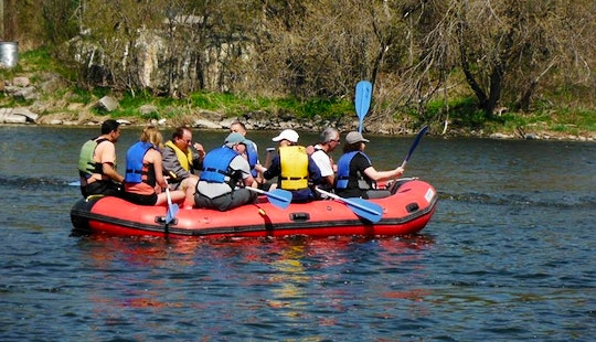 Rafting Trips In Grand River