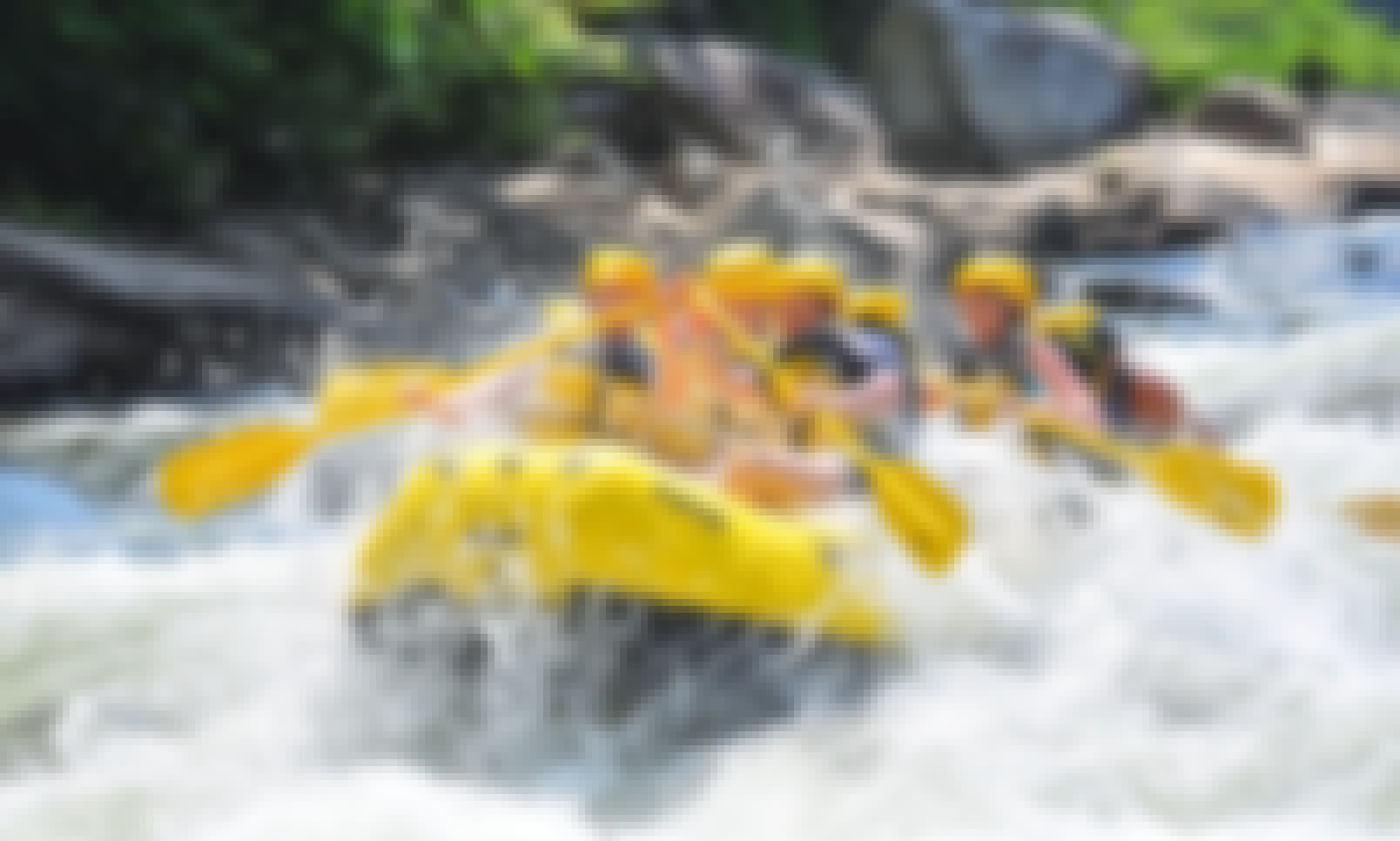 Ubud Rafting And Bamboo Forest
