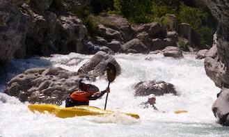 Kayak Rental & Tours in Breil-sur-Roya, France