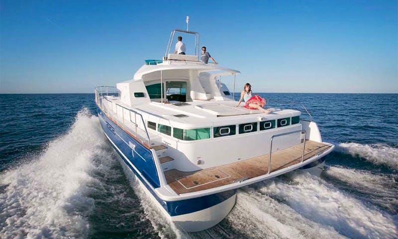 Lagoon Power 43 Catamaran In Saint-Tropez