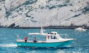 37' Eco Tours in Marseille, France