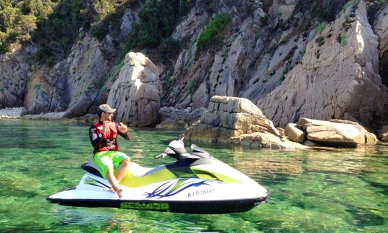 Jet Ski Rental In Grosseto-prugna, France
