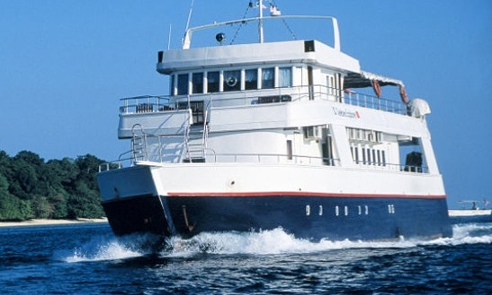 Mv Celebes Explorer Diving Liveboard In Semporna
