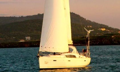 'Mina' Beneteau 40 Charter inTurkey