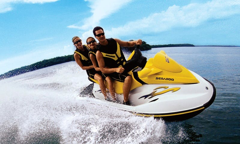 Sea Doo Jet Ski Rental in Central Okanagan H