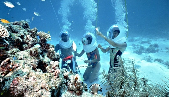 Sea Walker In Ciputat Timur
