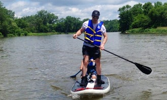 Enjoy Stand Up Paddleboard Rental & Lessons in Brant, Ontario
