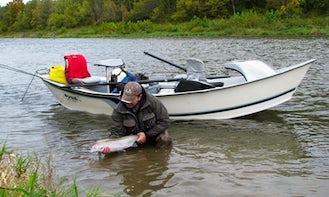Enjoy Fishing in Brant, Ontario on Drift Boat