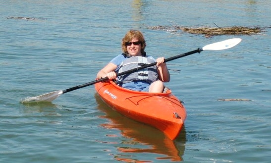 Single Kayak Rental And Tours In Hilton Head Island