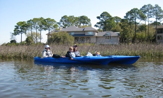 Double Kayak Rental And Tours In Hilton Head Island