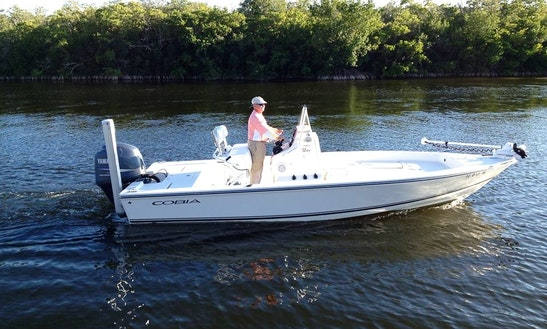 Enjoy Cobia Boat Fishing Charter In Cape Coral, Florida