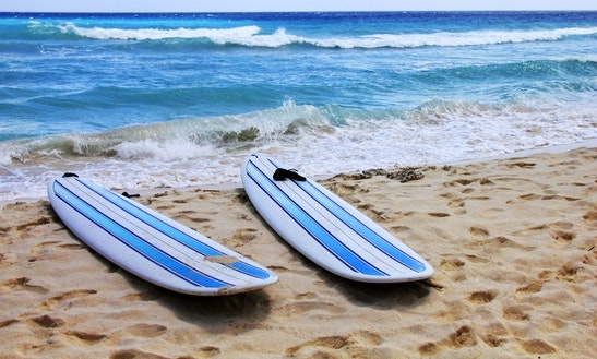 Surfboard Hire In New South Wales