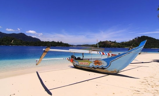 (10 Pax) Passenger Boat Trips In Indonesia