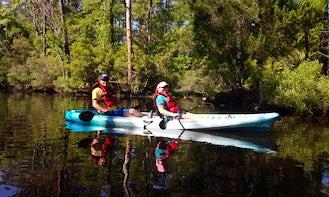 Tandem Kayak Rental and Tours in Atlantic