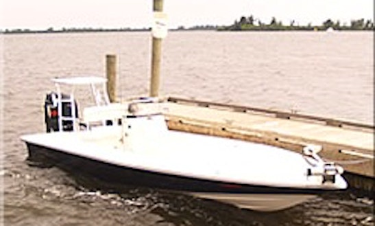 Center Console Charter In Sebastian, Florida