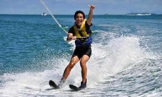 Book A Water Skiing Adventure In Blahbatuh, Indonesia