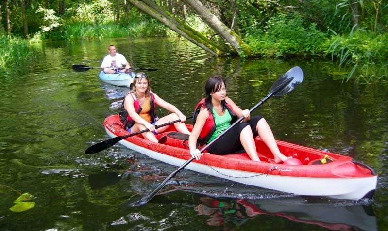 Kayak Rental in warmińsko-mazurskie