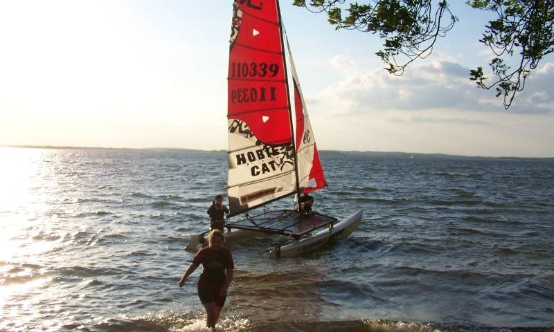 Sailing Lessons and rental in Nowe Guty