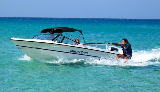 Mastercraft Barefoot 200 Boat Rental In Pernera