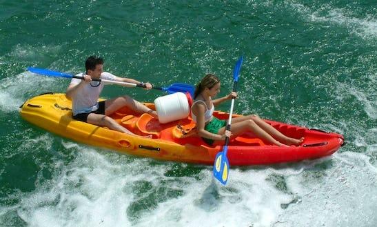 Double Kayak Tour In Zagreb