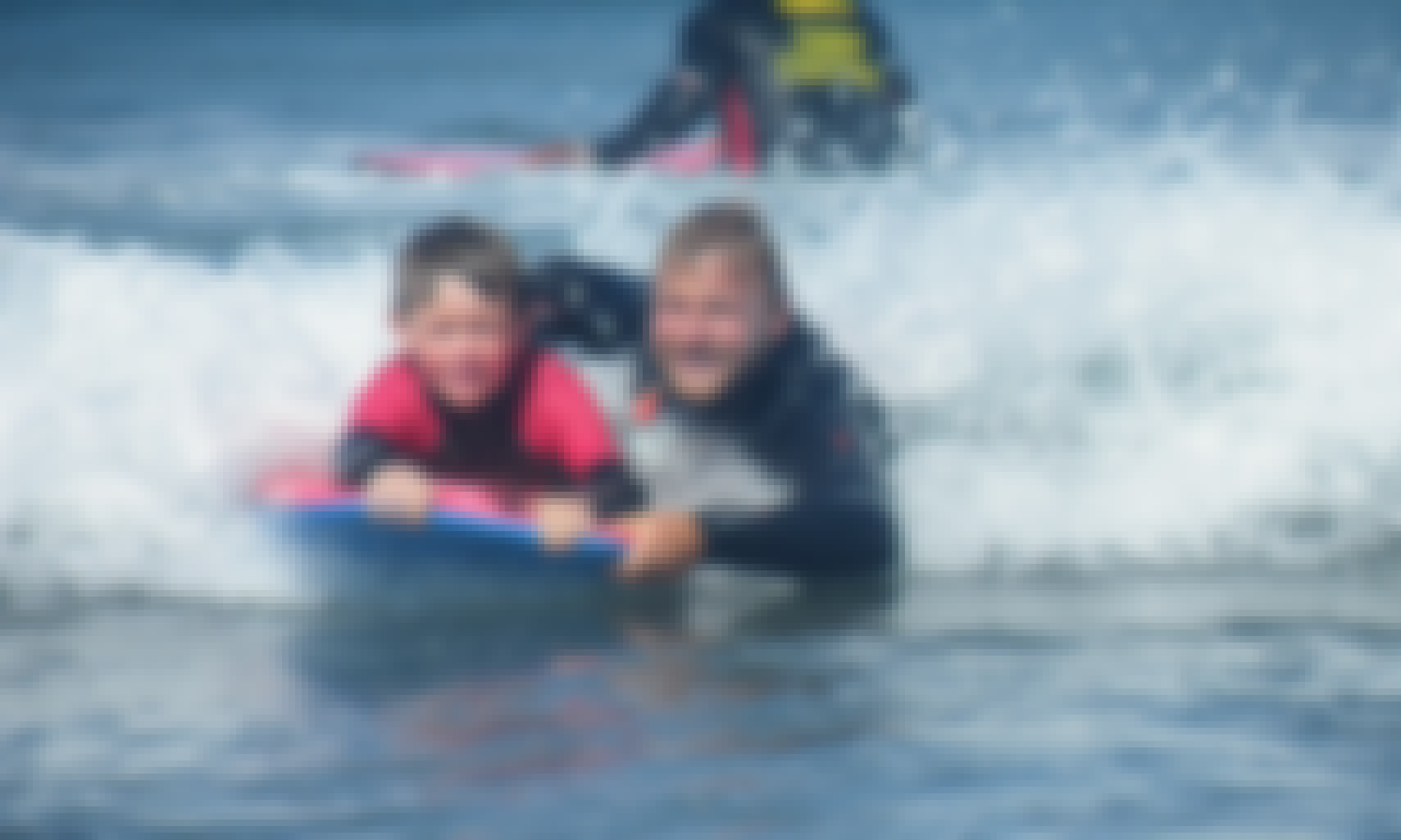 Body Boarding Lessons in Bude