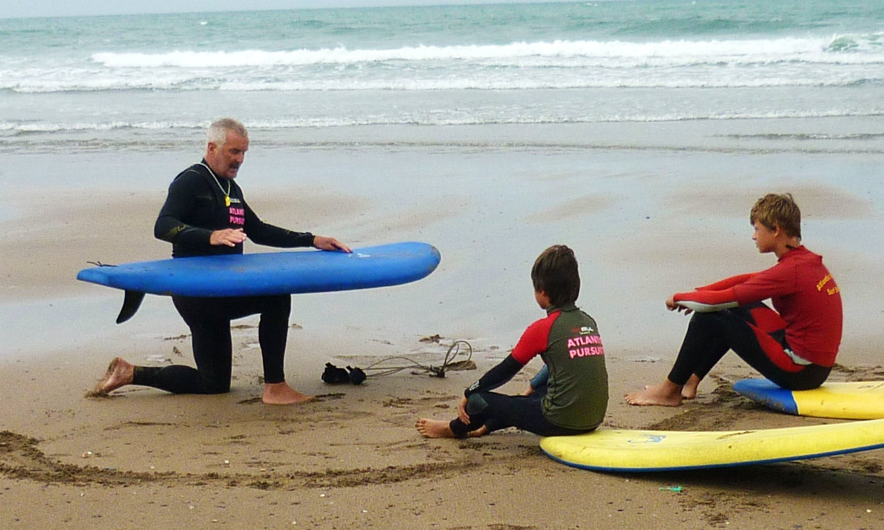 Surfing Lessons in Bude