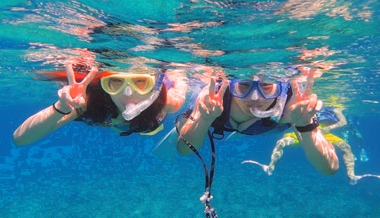 Snorkeling Tour With Anantha In Denpasar Barat, Indonesia