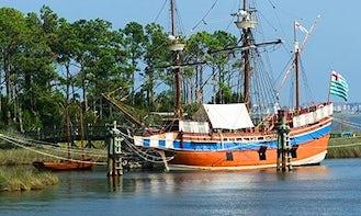 Boat Island Historical Tour in Atlantic