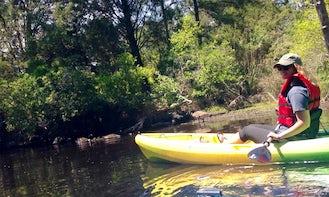 Single Kayak Rental and Tours in Atlantic