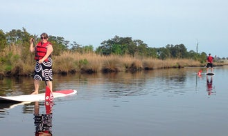 SUP Rental and Tours in Atlantic