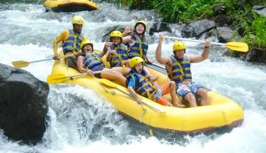 Rafting Trip In Denpasar Timur