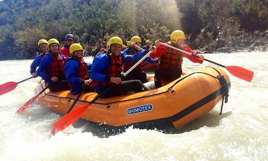 Rafting Trips In Albania