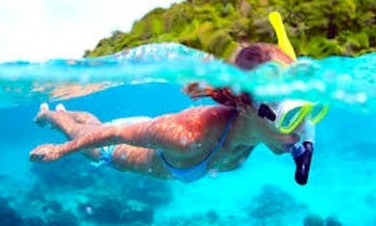 Snorkeling In Tambon Ko Lanta Noi