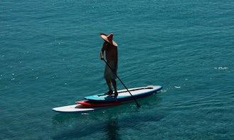 Paddleboard in Island Vis - Croatia