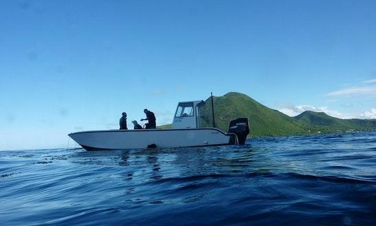 Diving Trips In Sainte-anne, Martinique