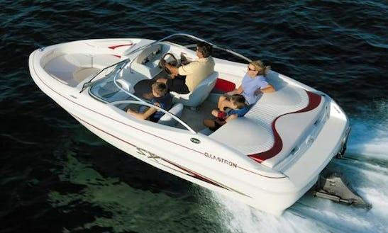 Glastron Sx 175 Powerboat Rental In Central Okanagan