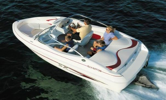 Glastron Sx 175 Powerboat Rental In Central Okanagan H