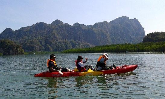 Amazing Kayak Adventure In Tambon Nong Thale