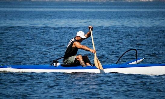 Canoe Holoholo In Niterói