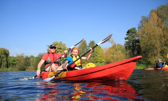 Canoeing Tour In Portsmouth