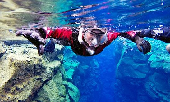 Snorkeling Tour In Mosfellsbær