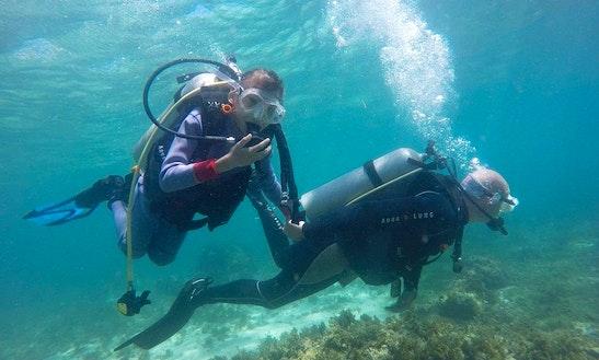 Scuba Diving In Cebu, Philippines