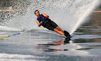 Water Skiing in Tamworth