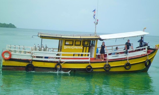 Scuba Diving In Sihanouk - Cambodia