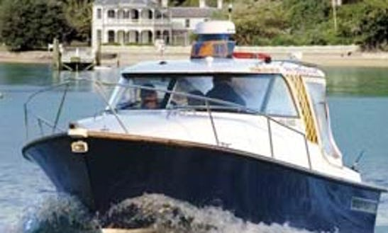 Water Taxi In Warkworth, Auckland