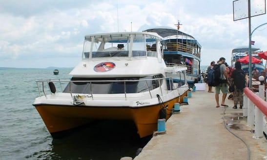 Daily Scuba Diving In Sihanouk - Cambodia